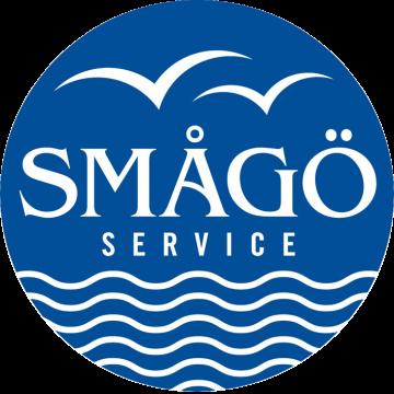 Smågö Service logotype