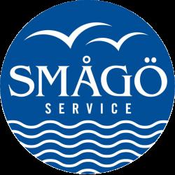 Smågö Service logotyp