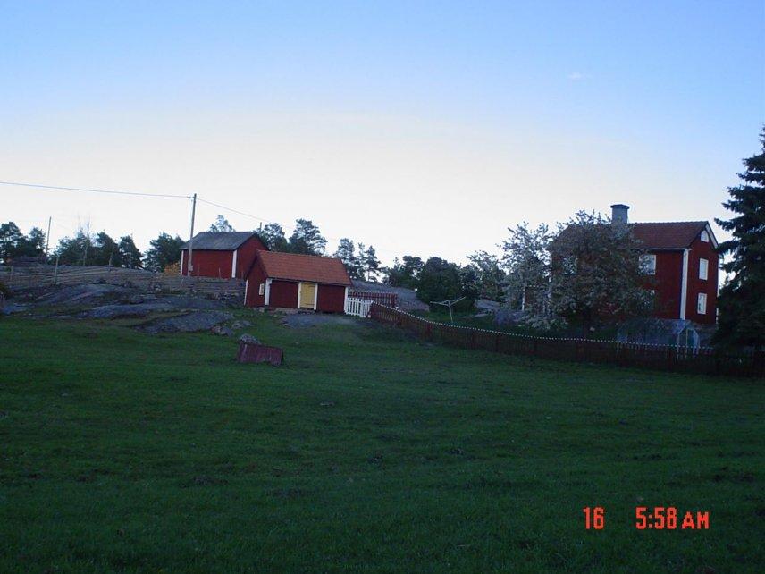 Smågö village